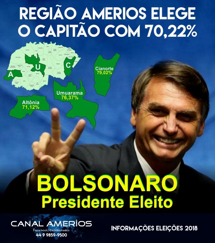 Bolsonaro - Amerios - Id