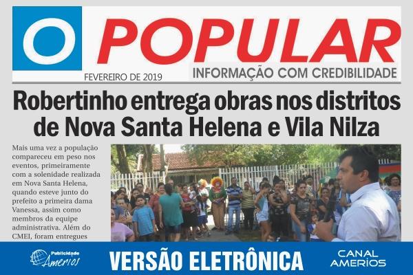 Jornal O Popular - 23Fev2019