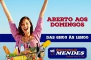 SM Mendes - Aberto aos Domingos - Id