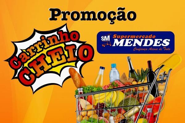 SM Mendes - Carrinho Cheio - Id