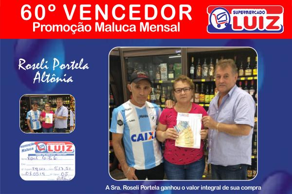 SM Luiz - 60º Ganhador Mensal - Id