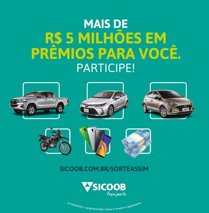 Sicoob - Sorte Assim - ID2