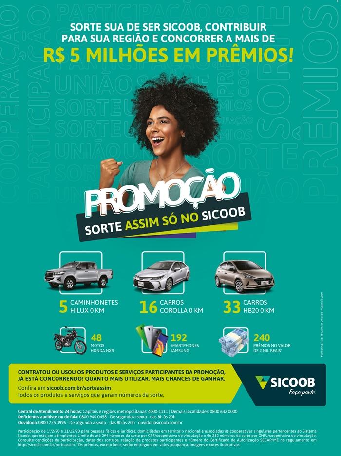 Sicoob - Sorte Assim - ID4