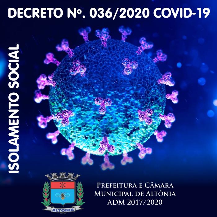 PMA - Decreto 036 COVID-19 - id