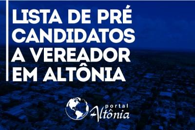 Lista Pré Candidatos - ID2