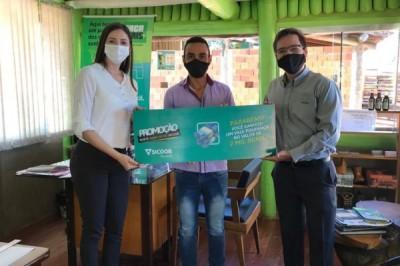 Sicoob Premiou Cooperados - Id