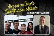 Falecimento Alexander Molão - ID